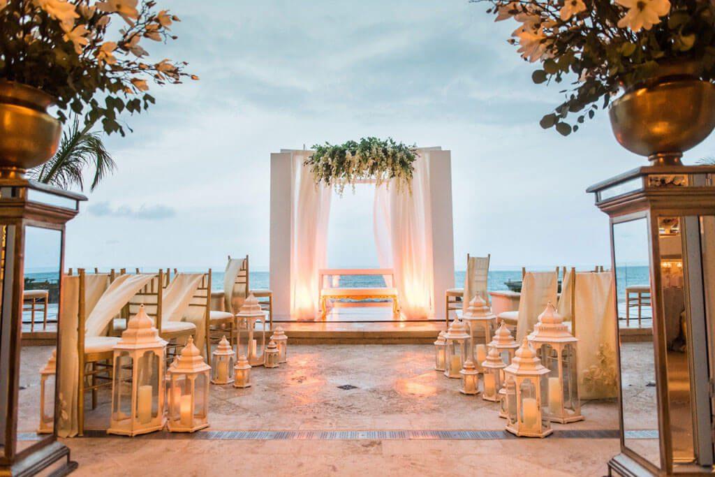 mexican puerto rican wedding